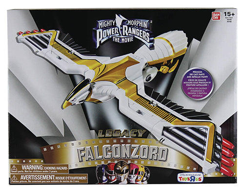 Power Rangers Legacy 10 Inch Action Figure - Falconzord
