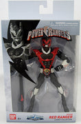 Power Rangers Legacy 6 Inch Action Figure Series - Psycho Red Ranger Space