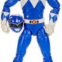 Power Rangers 6 Inch Action Figure Lightning Collection - Blue Ranger Classic