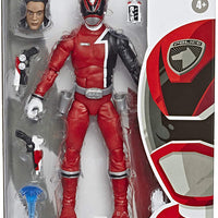 Power Rangers 6 Inch Action Figure Lightning Collection - S.P.D. Red Ranger