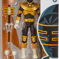 Power Rangers 6 Inch Action Figure Lightning Collection - Zeo Gold Ranger