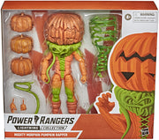 Power Rangers Lightning Collection 6 Inch Action Figure Wave 1 Deluxe - Pumpkin Rapper