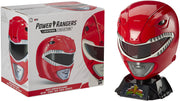 Power Rangers Lightning Collection Life Size Prop Replica Helmet Exclusive - Red Ranger Helmet