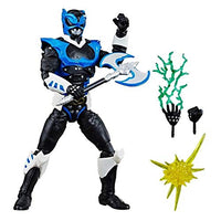 Power Rangers Lightning Collection 6 Inch Action Figure In Space Series - Space Psycho Blue Ranger Exclusive