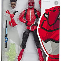 Power Rangers Lightning Collection 6 Inch Action Figure Wave 2 - Beast Morphers Red Ranger