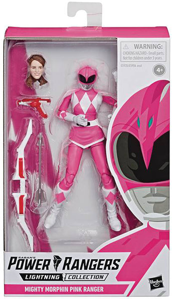 Power Rangers Lightning Collection 6 Inch Action Figure Wave 2 - Classic Pink Ranger