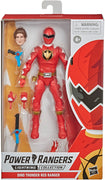 Power Rangers 6 Inch Action Figure Lightning Collection Wave 7 - Dino Thunder Red Ranger