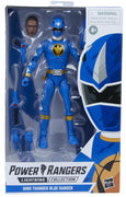 Power Rangers Lightning Collection 6 Inch Action Figure Wave 8 - Dino Thunder Blue Ranger