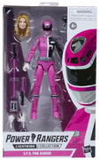 Power Rangers Lightning Collection 6 Inch Action Figure Wave 8 - S.P.D. Pink Ranger