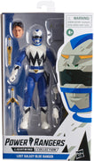 Power Rangers Lightning Collection 6 Inch Action Figure Wave 9 - Lost Galaxy Blue Ranger