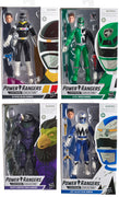 Power Rangers Lightning Collection 6 Inch Action Figure Wave 9 - Set of 4