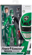Power Rangers Lightning Collection 6 Inch Action Figure Wave 9 - S.P.D. Green Ranger