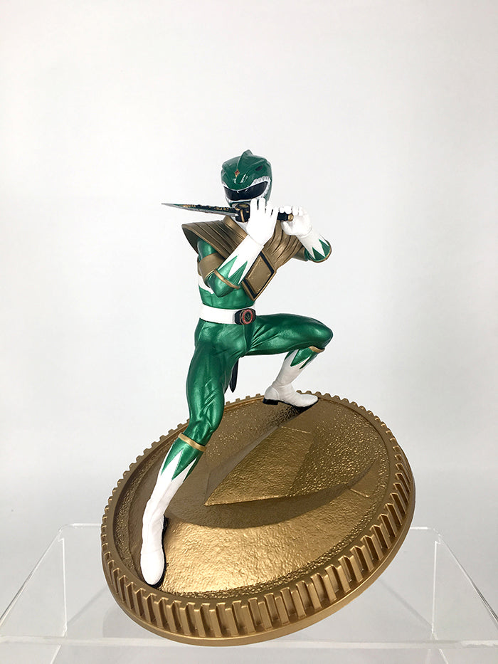 Power Rangers PVC 8 Inch Statue Figure 1/8 Scale - Green Ranger