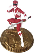 Power Rangers PVC 8 Inch Statue Figure 1/8 Scale - Red Ranger