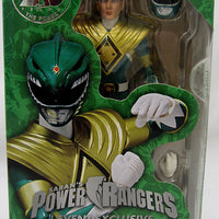 Power Rangers Mighty Morphin 6 Inch Action Figure S.H. Figuarts - Green Ranger SDCC 2018