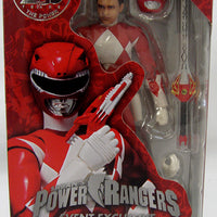 Power Rangers Mighty Morphin 6 Inch Action Figure S.H. Figuarts - Red Ranger SDCC 2018