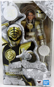 Power Rangers 6 Inch Action Figure S.H. Figuarts - White Ranger