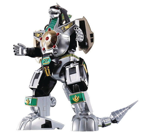 Power Rangers 7 Inch Action Figure Soul Of Chogokin - Dragonzord GX-78