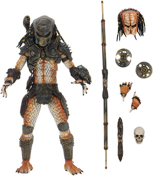Predator 2 8 Inch Action Figure Ultimate Series - Stalker Predator
