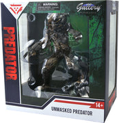 Predator Movie Gallery 10 Inch Statue Figure SDCC 2020 - Unmasked Predator