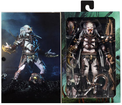 Predator 7 Inch Action Figure Ultimate Series - Alpha Predator