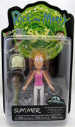 Rick & Morty 5 Inch Action Figure Krombopulos Michael BAF Series - Summer