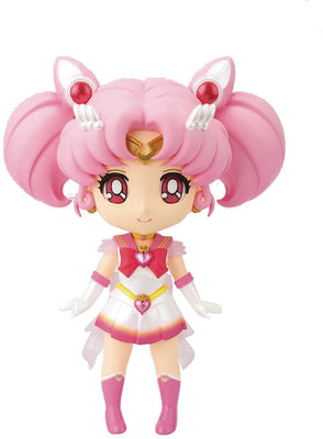 Sailor Moon 5 Inch Static Figure Figuarts Mini Eternal Edition - Super Chibi Moon