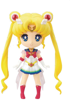 Sailor Moon 5 Inch Static Figure Figuarts Mini Eternal Edition - Super Sailor Moon