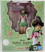 Sailor Moon Pretty Guardian 6 Inch Action Figure S.H. Figuarts - Sailor Jupiter Animation Color Edition