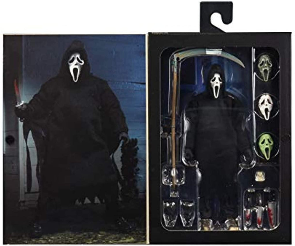 Scream 7 Inch Action Figure Ultimate - Ghost Face