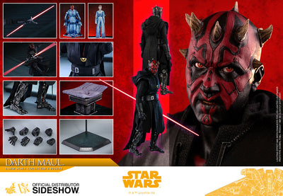Solo A Star Wars Story 12 Inch Action Figure 1/6 Scale Series - Darth Maul Hot Toys 904946