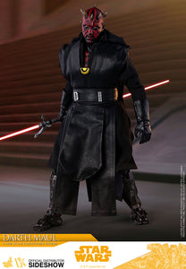 1//6 Scale Action Figure Stand Star Wars Darth Maul #03