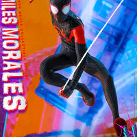 Spider-Man 12 Inch Action Figure 1/6 Scale Series - Miles Morales Spider-Man Hot Toys 906026