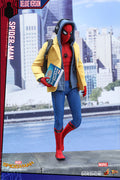 Spider-Man Homecoming 12 Inch Action Figure MMS 1/6 Scale Series - Spider-Man Deluxe Version Hot Toys 903064