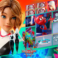 Spider-Man Into The Spider-Verse 10 Inch Action Figure 1/6 Scale Series - Spider-Gwen Hot Toys 906347