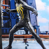 Spider-Man Video Game 12 Inch Action Figure 1/6 Scale - Spider-Man (Anti-Ock Suit) Deluxe Hot Toys 906796