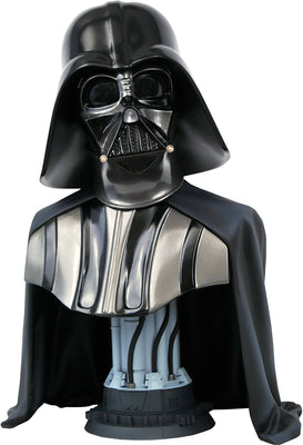 Star Wars A New Hope Legends in 3D 10 Inch Bust Statue - Darth Vader