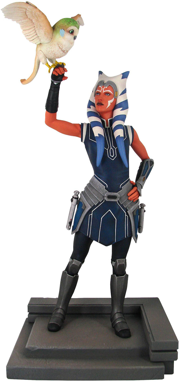 Star Wars Clone Wars Premier Collection 11 Inch Statue Figure - Ahsoka