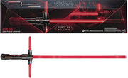 Star Wars Episode 9 Life Size Prop Replica Rise Of Skywalker - Kylo Ren FX Elite Lightsaber
