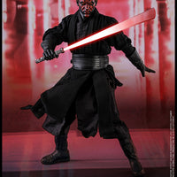 Star Wars Episode I: The Phantom Menace 12 Inch Action Figure Deluxe 1/6 Scale Series - Darth Maul Hot Toys 903853