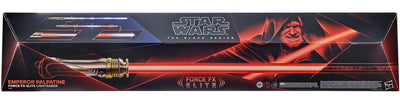 Star Wars Life Size Prop Replica FORCE FX ELITE Lightsaber - Emperor Palpatine Lightsaber