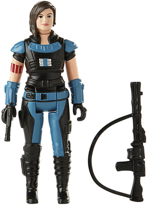 Star Wars Retro Collection 3.75 Inch Action Figure Wave 1 - Cara Dune