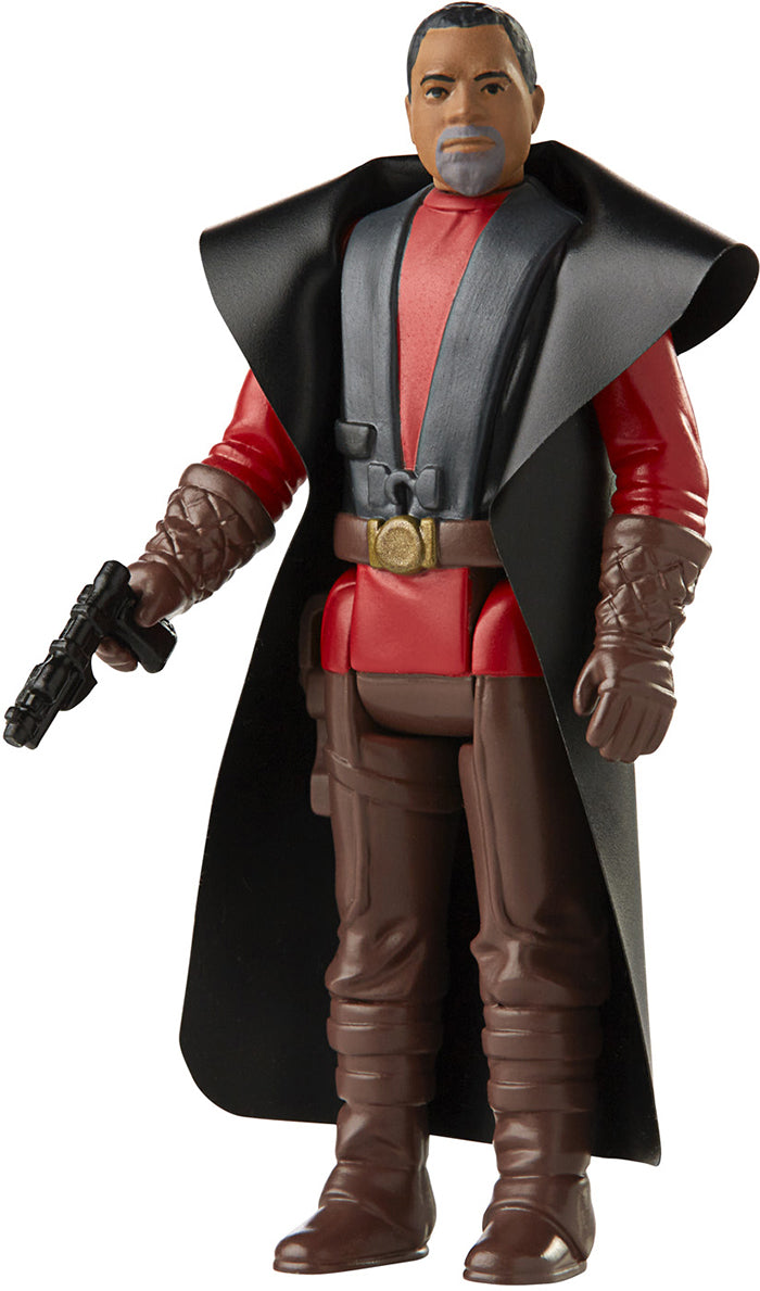 Star Wars Retro Collection 3.75 Inch Action Figure Wave 1 - Greef Karga