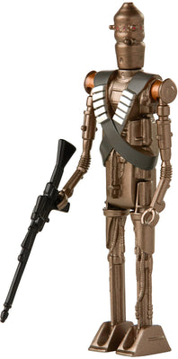 Star Wars Retro Collection 3.75 Inch Action Figure Mandalorian Wave - IG-11