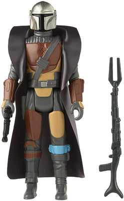 Star Wars Retro Collection 3.75 Inch Action Figure Mandalorian Wave - The Mandalorian