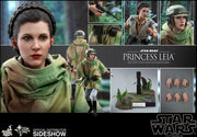 Star Wars Return of the Jedi 11 Inch Action Figure 1/6 Scale Series - Princess Leia Hot Toys 903138