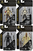 Star Wars The Black Series Archives 6 Inch Action Figure Greatest Hits (2021 Wave 2) - Set 4 Tusken-Shore-Hover-Death