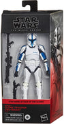 Star Wars The Black Series 6 Inch Action Figure Box Art Exclusive - Phase I Clone Trooper Lieutenant