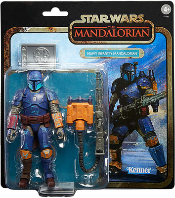 Star Wars The Black Series 6 Inch Action Figure Credit Collection - Heavy Infantry Mandalorian