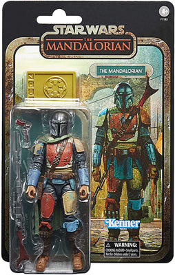 Star Wars The Black Series 6 Inch Action Figure Credit Collection Exclusive - The Mandalorian